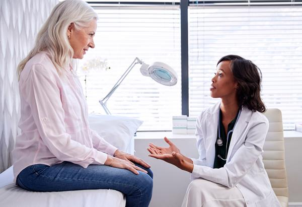 menopause and hormone therapy consultation